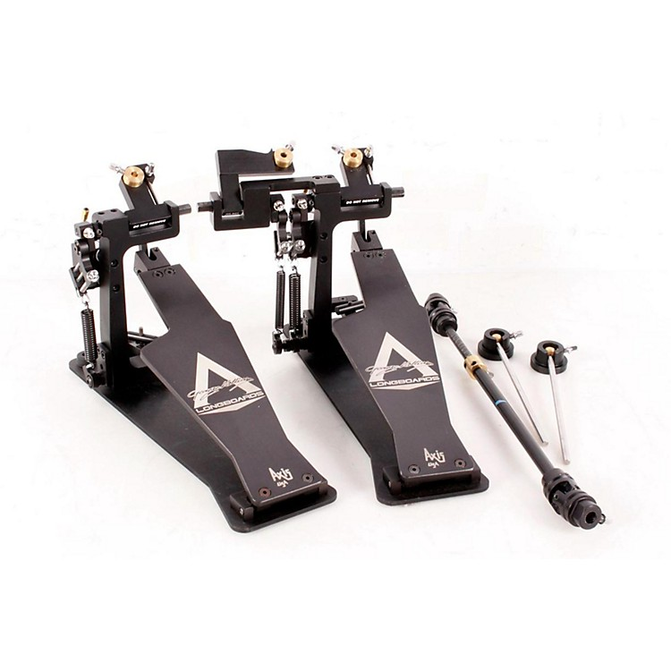 Axis George Kollias Signature Edition Double Bass Drum Pedal Classic Black 888365108698