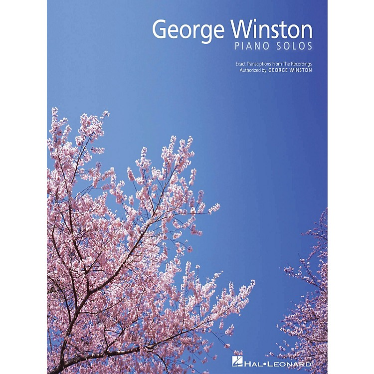 Hal LeonardGeorge Winston Piano Solos