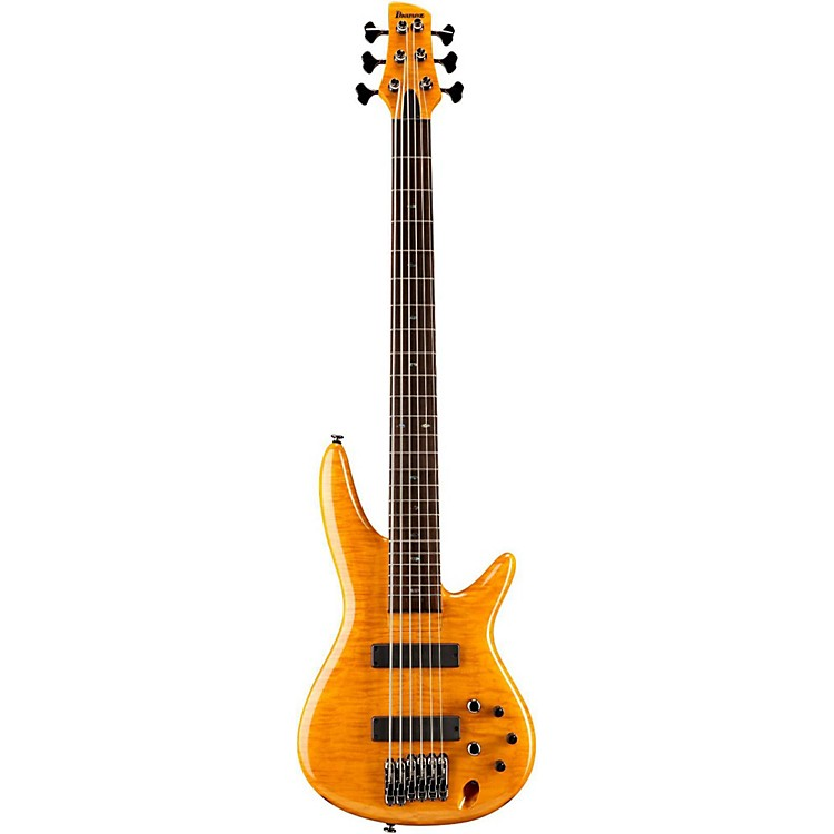 IbanezGerald Veasley Signature 6-String Electric Bass Guitar-