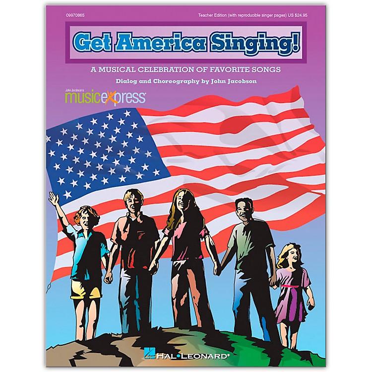 Hal LeonardGet America Singing! Classroom Kit