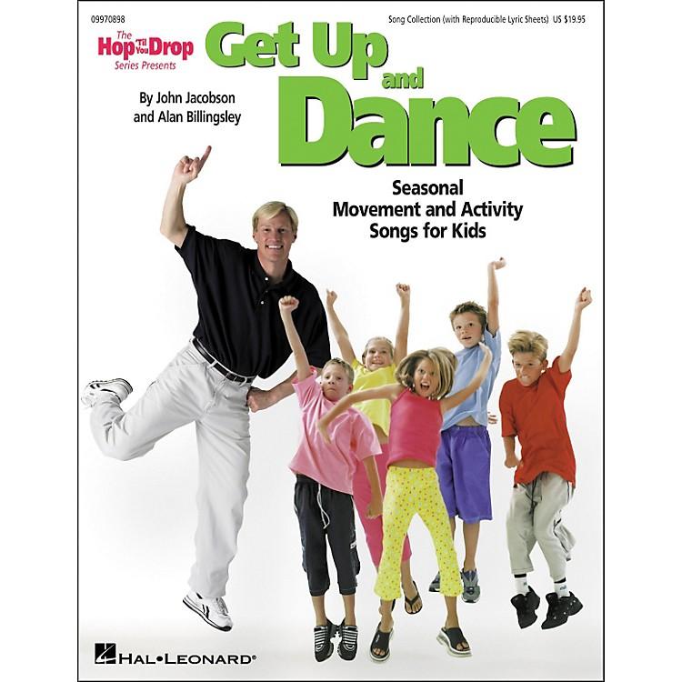 Hal LeonardGet Up and Dance