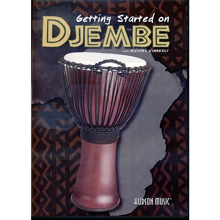 Hal LeonardGetting Started On Djembe DVD