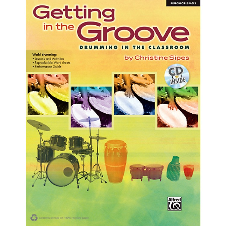 AlfredGetting in the Groove Book & CD