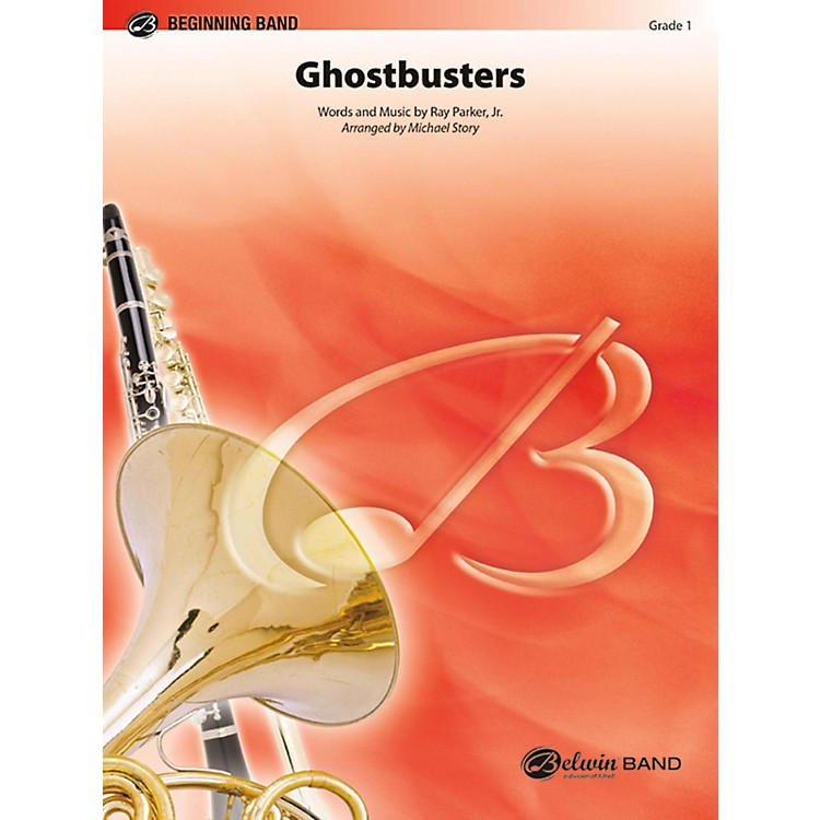 BELWINGhostbusters (from Ghostbusters) Grade 1 (Very Easy)