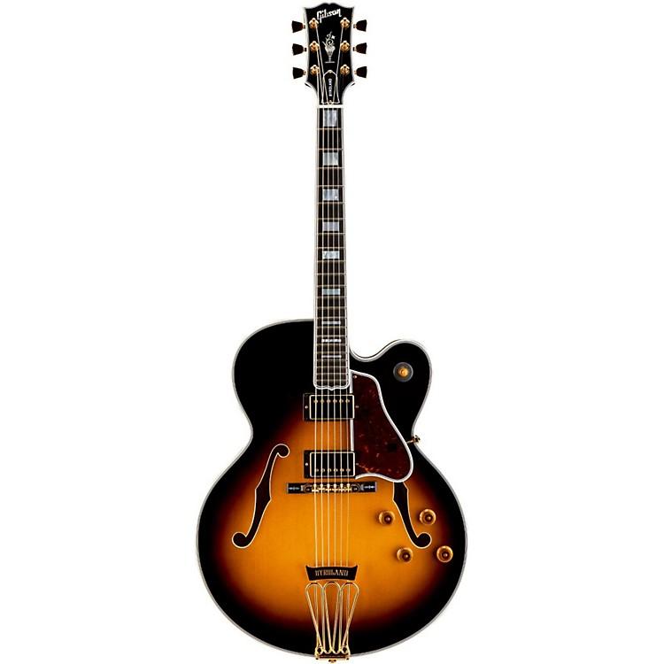 Gibson CustomGibson Byrdland GuitarVintage SunburstGold Hardware