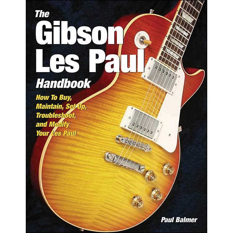 Hal LeonardGibson Les Paul Handbook
