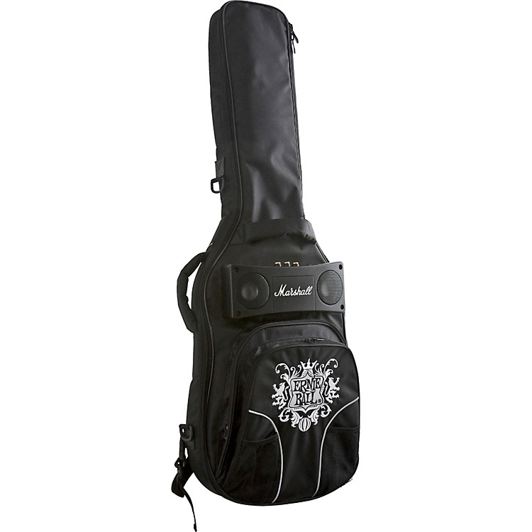 Ernie Ball Gig Bag with Onboard Marshall Amp
