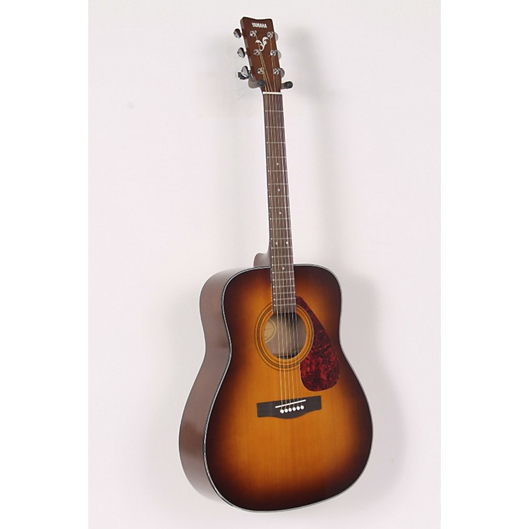 Yamaha GigMaker Acoustic Guitar Pack Tobacco Brown Sunburst 886830619571
