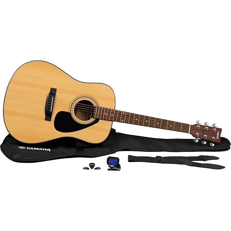 YamahaGigMaker Acoustic Guitar PackNatural