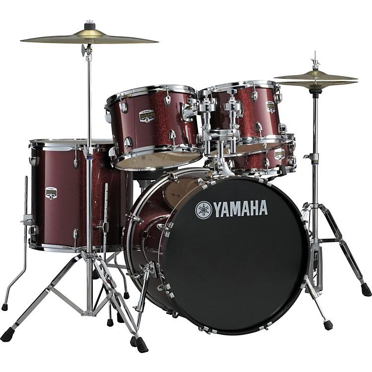 YamahaGigmaker 5-Piece Standard Drum Set with 22
