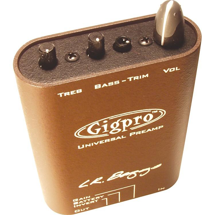 LR BaggsGigpro Acoustic Guitar Preamp