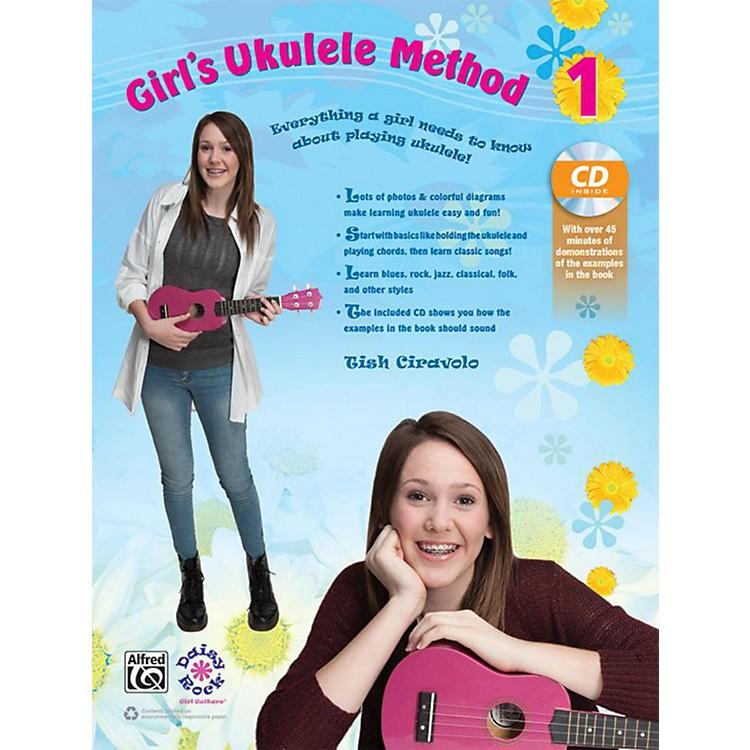 AlfredGirl's Ukulele Method 1 Book & CD