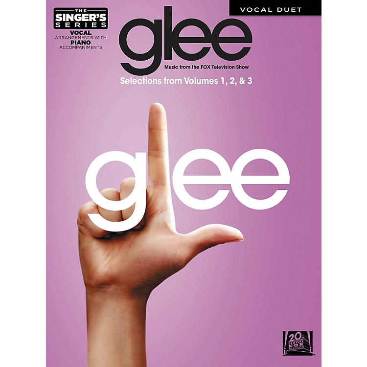 Hal Leonard Glee - Duets - Vols 1-3 The Singer's Series