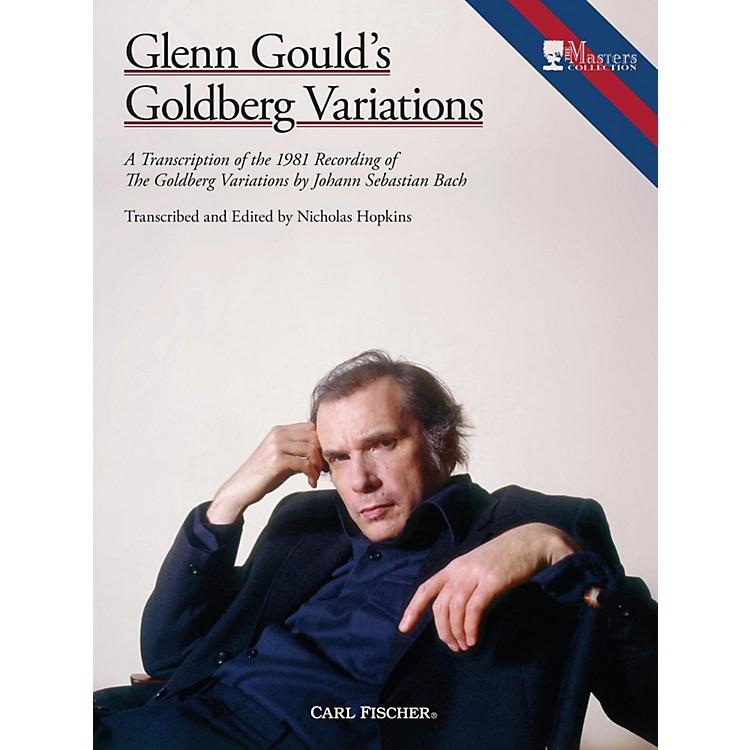 Carl FischerGlenn Gould's Goldberg Variations - Piano