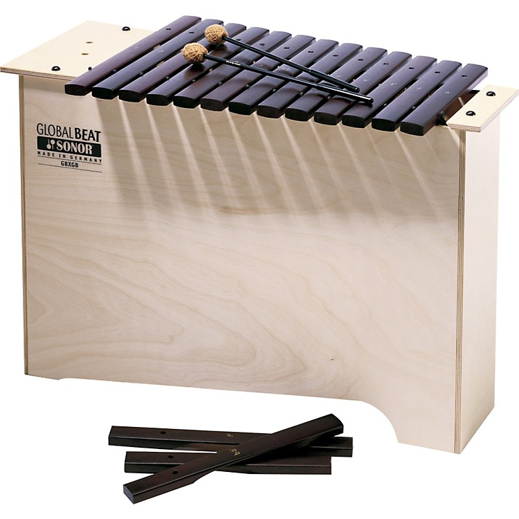 Sonor Global Beat Xylophones Diatonic Deep Bass, Gbx-Gb