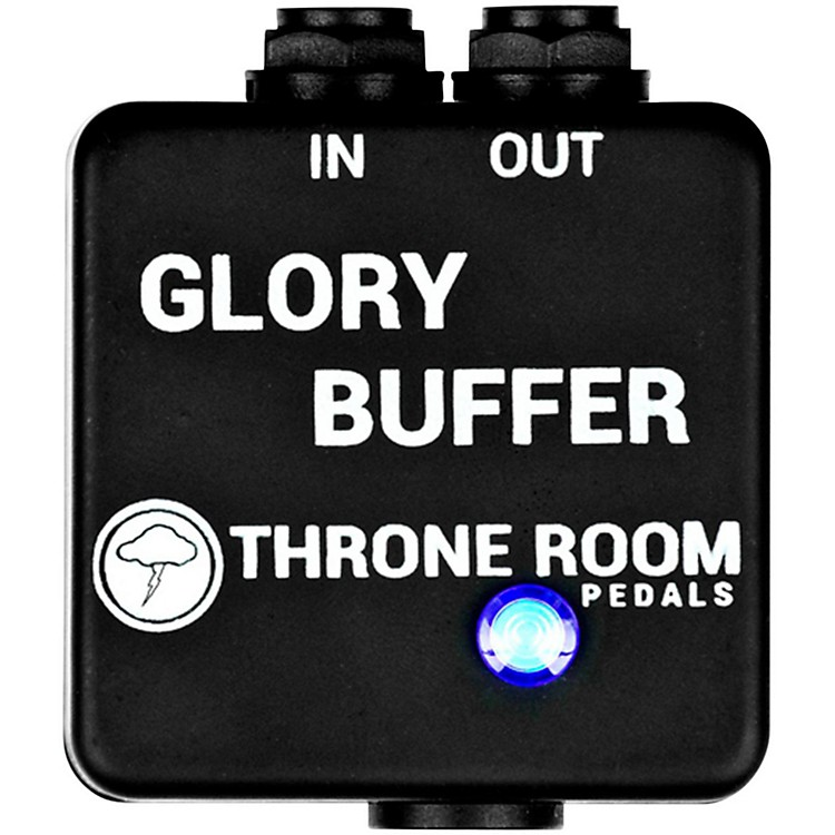 Throne Room PedalsGlory Buffer Guitar Effects Pedal