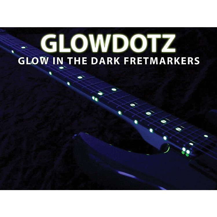 Fretlord GlowDotz Glow In the Dark Fret Markers