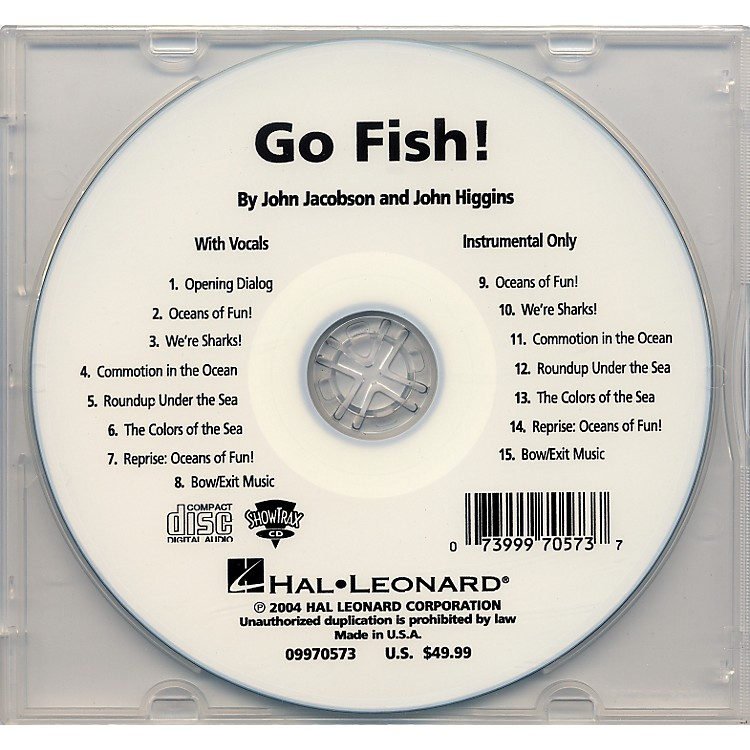 Hal LeonardGo Fish