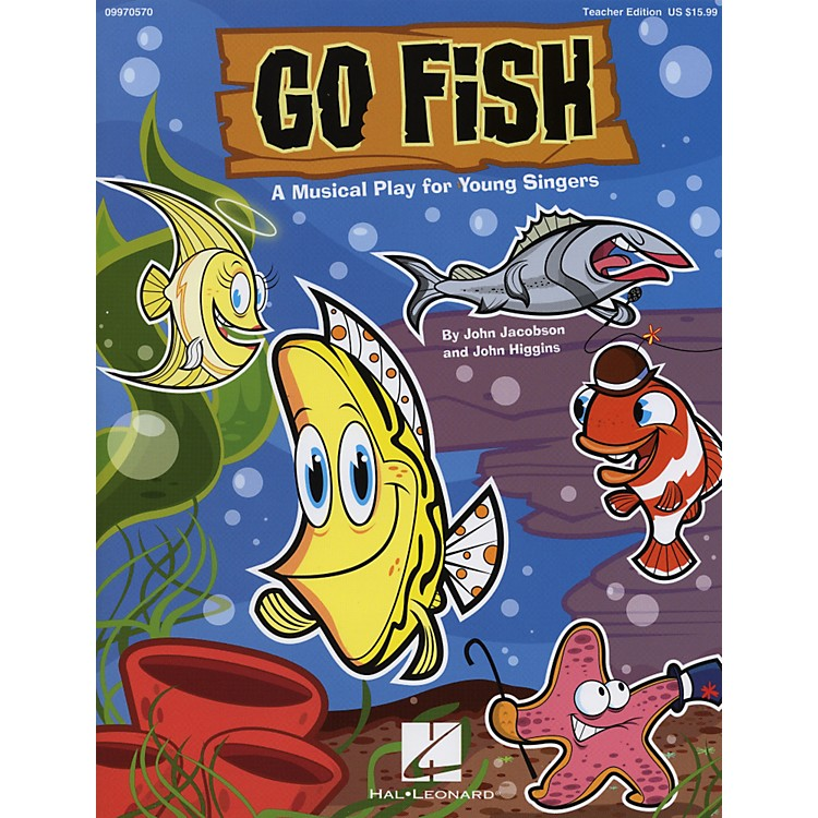 hal leonard go fish music123