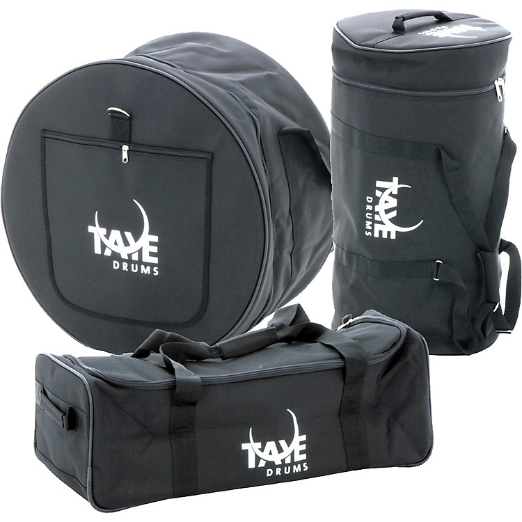 Taye Drums GoKit Fusion 5-Piece Drum Set with Rack