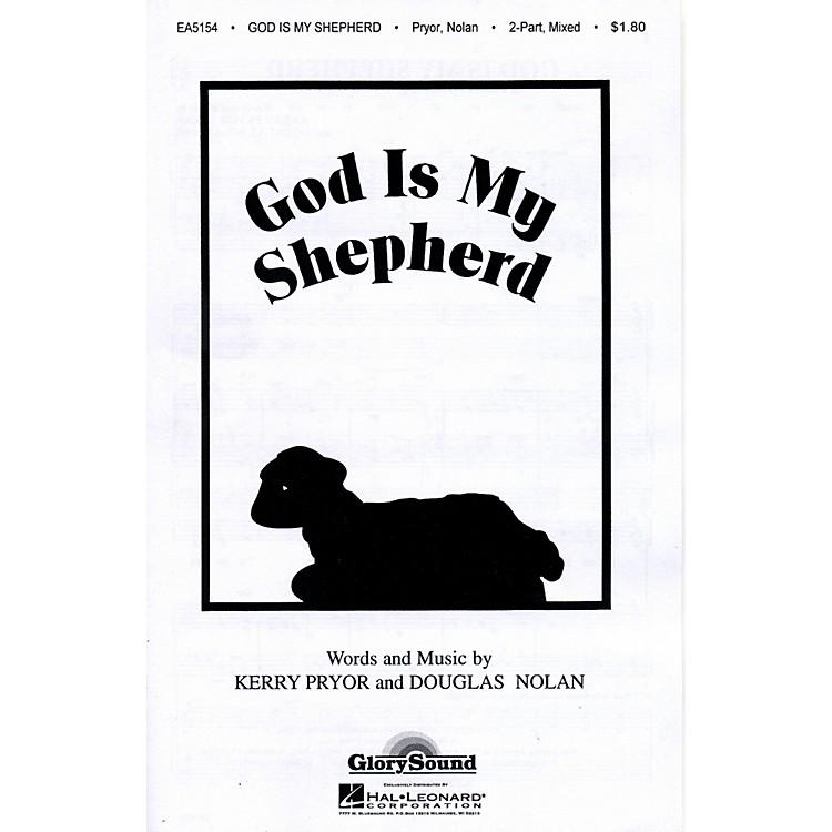 Hal LeonardGod Is My Shepherd 2-Part Mixed