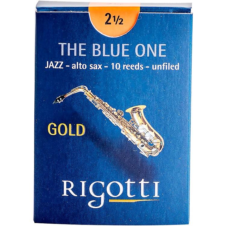RigottiGold Alto Saxophone Reeds