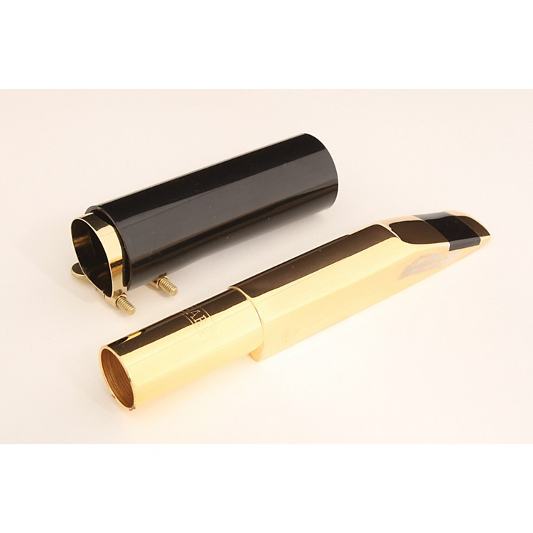 Bari Gold Baritone Saxophone Mouthpiece Model 120 889406772076