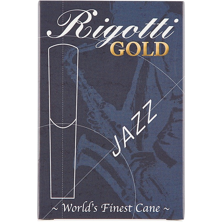 Rigotti Gold Bass Clarinet Reeds Strength 2.5 Medium