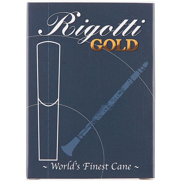 RigottiGold Clarinet ReedsStrength 3 Medium