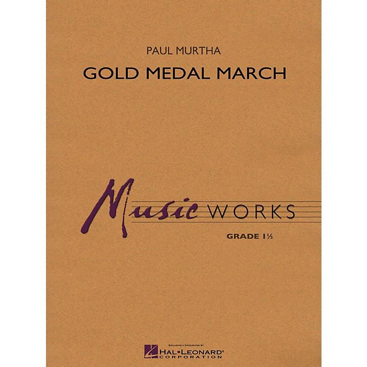 Hal LeonardGold Medal March Concert Band Level 1