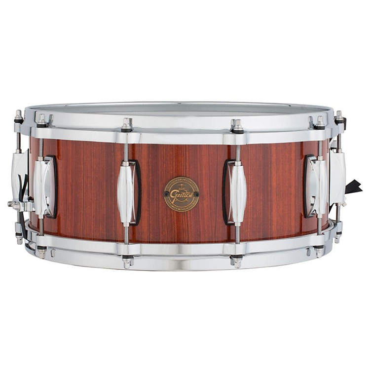 Gretsch DrumsGold Series Rosewood Snare Drum14 x 5.5Natural
