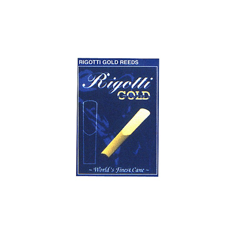 Rigotti Gold Soprano Saxophone Reeds Strength 2.5 Strong