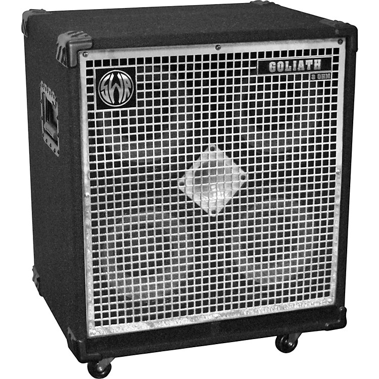 SWRGoliath IV 4X10 Bass Speaker Cabinet