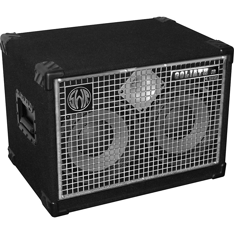 SWR Goliath Junior IV 2X10 Bass Speaker Cabinet  4 Ohm