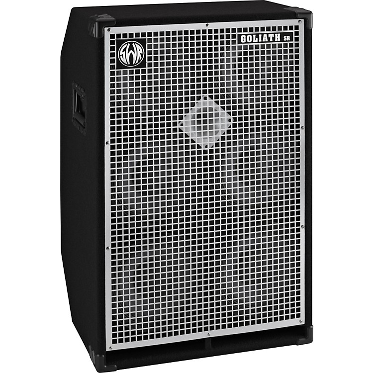 SWR Goliath Senior IV 6X10 Bass Speaker Cabinet