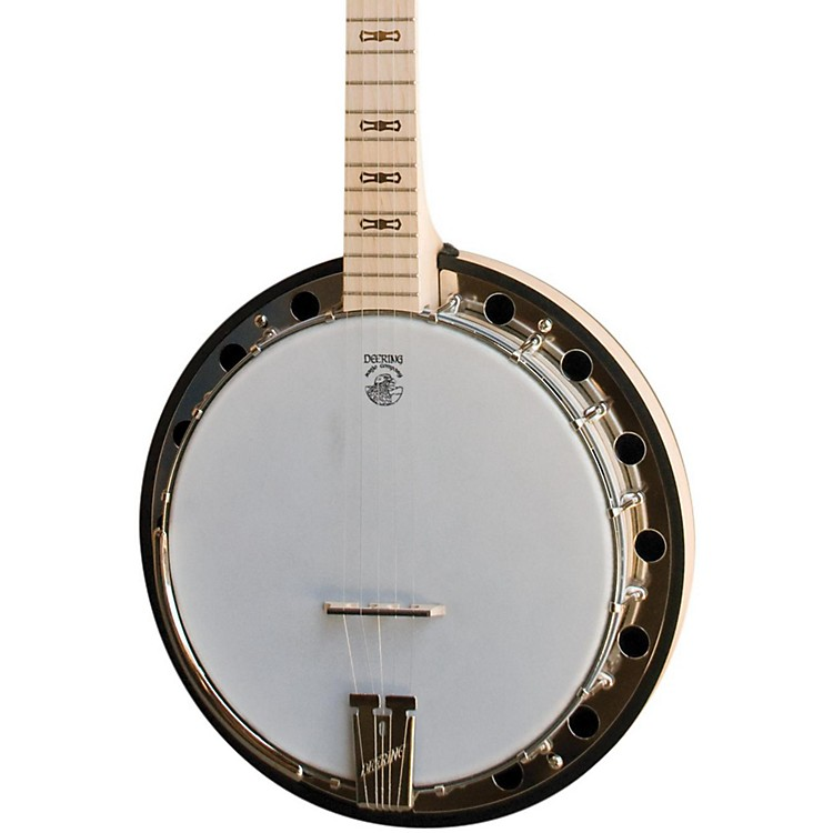 Deering Goodtime Special 5-String Banjo with Resonator Maple