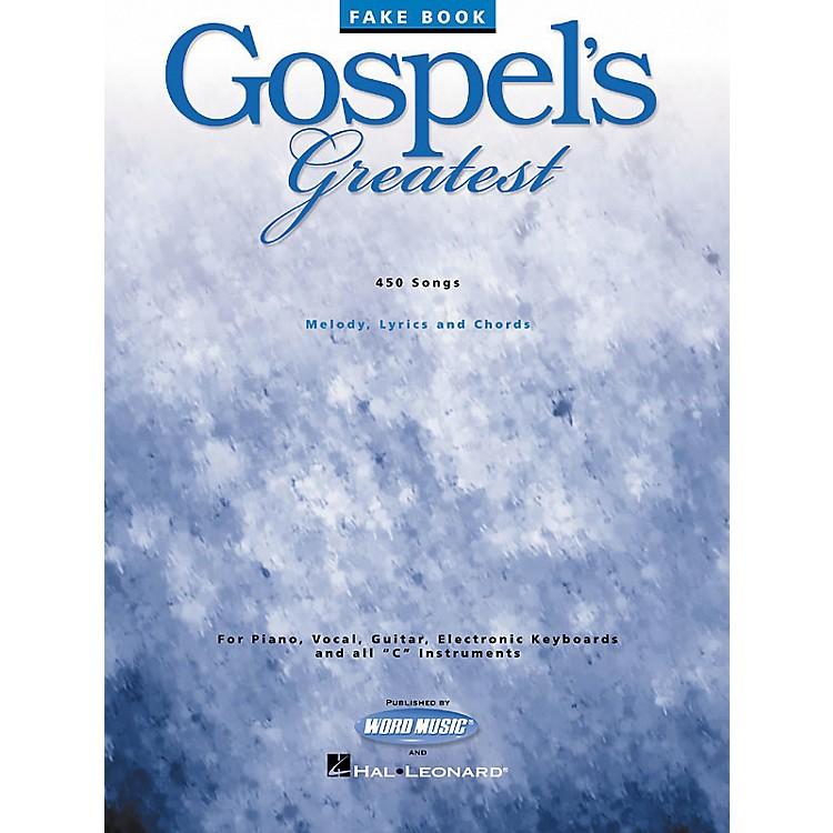 Hal LeonardGospel's Greatest