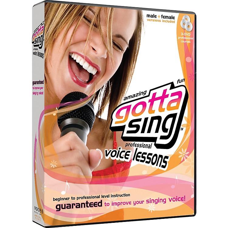 eMediaGotta Sing 3 DVD Set