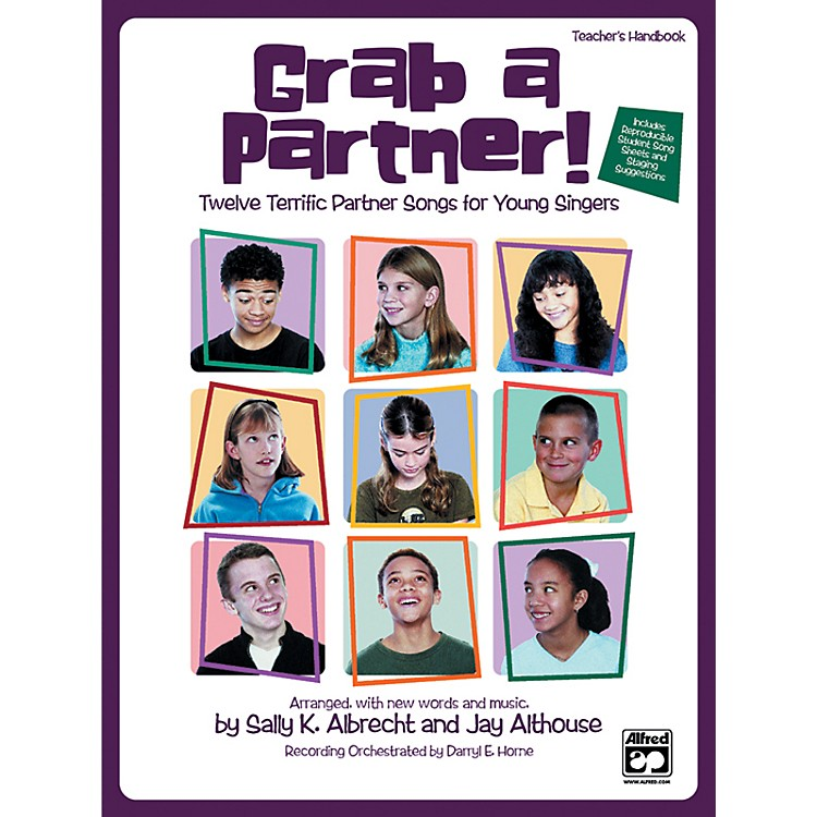 Alfred Grab a Partner! Teachers Handbook