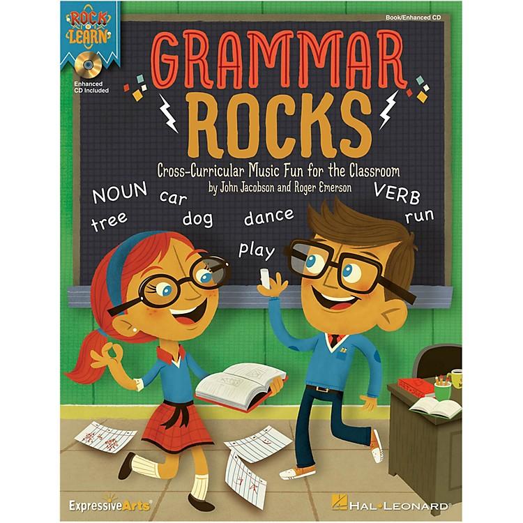 Hal LeonardGrammar Rocks! Book/Listening CD