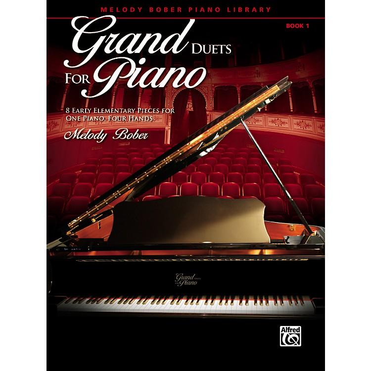 AlfredGrand Duets for Piano Book 1