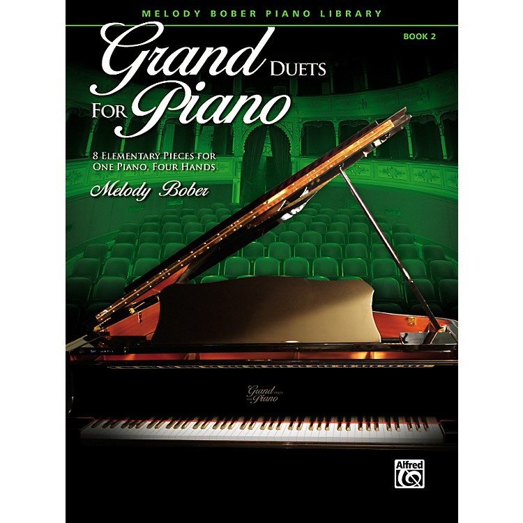 AlfredGrand Duets for Piano Book 2