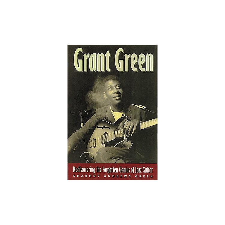 Backbeat BooksGrant Green Book
