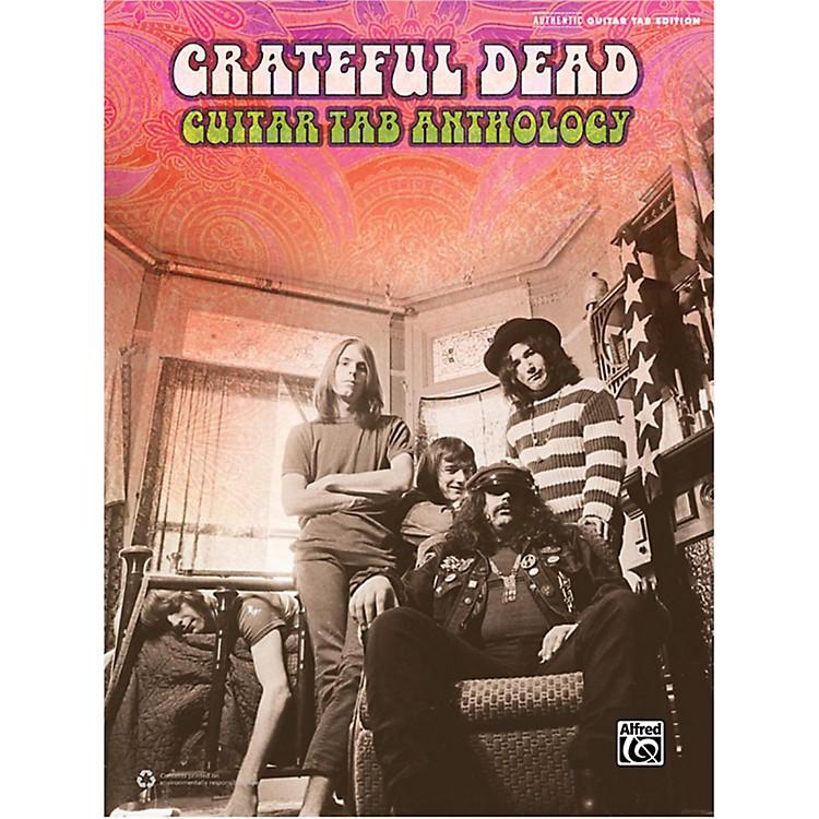 AlfredGrateful Dead - Guitar TAB Anthology Book