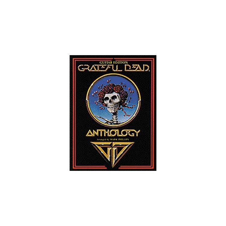 AlfredGrateful Dead Anthology Guitar Tab Book