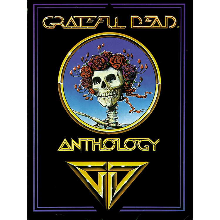 Alfred Grateful Dead Anthology Piano/Vocal/Chords