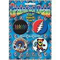 C&D Visionary Grateful Dead Button Set (4 Piece)
