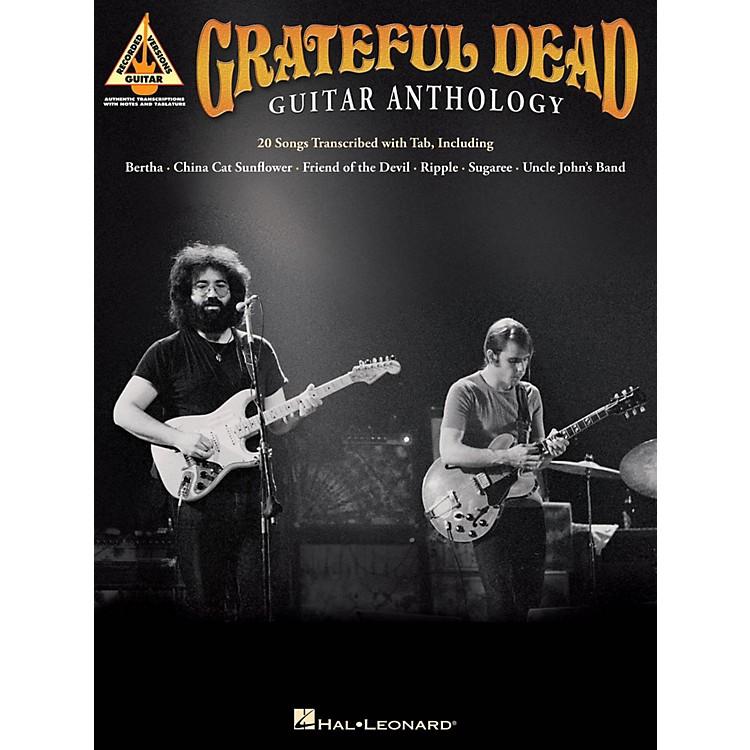 Hal LeonardGrateful Dead Guitar Anthology Guitar Tab Songbook