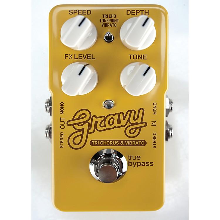 TC ElectronicGravy Tri-Chorus and Vibrato Guitar Effects Pedal