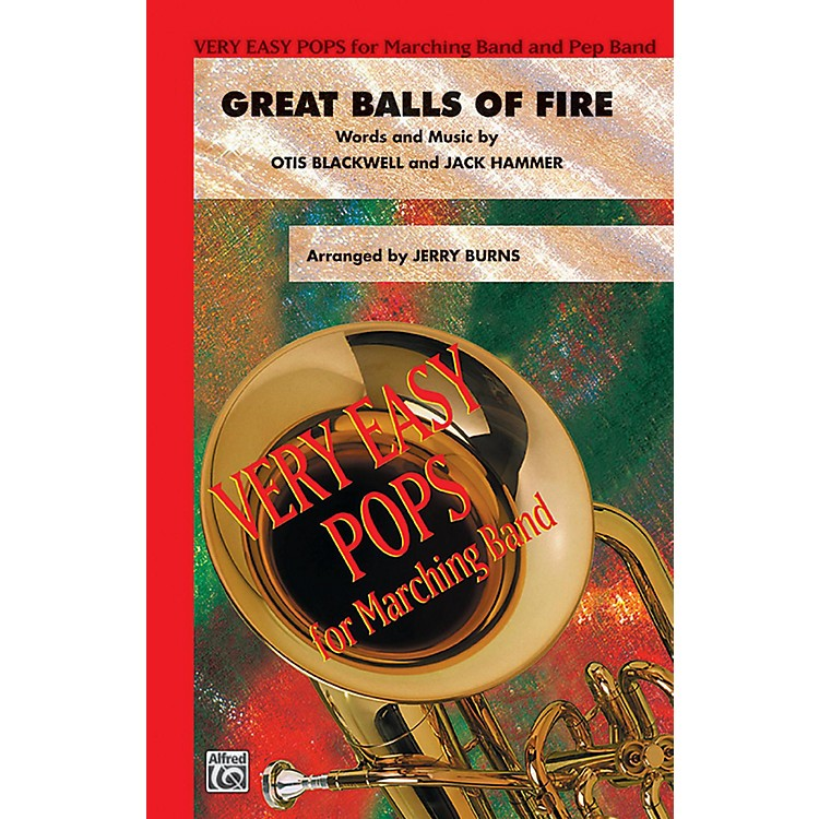 Alfred Great Balls of Fire Grade 1.5 (Very Easy)